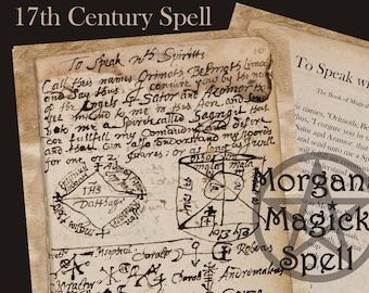 Morgana Magick Spell