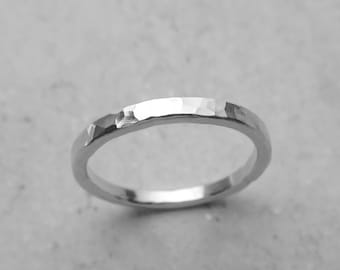 075881fc15a 1 Sterling Silver Stack Ring