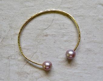Christmas Gift Ideas Hawaii Hawaii Beach Jewelry Handmade Jewelry Tahitian Pearl Wrap Ring Mermaid Jewelry Gift For Her