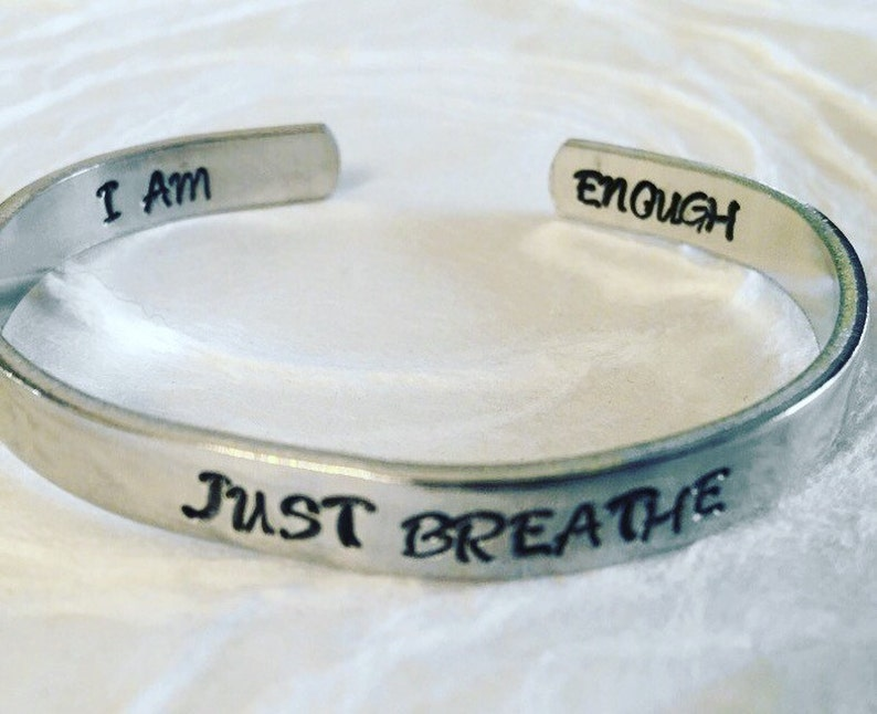 Just Breathe / I am Enough image 0