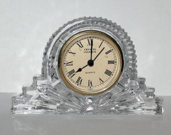 Vintage Porcelain Treasures By Godinger Arch  Clock