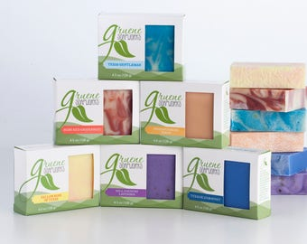Texas Soap Sampler