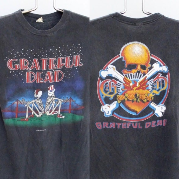 Vintage Grateful Dead T Shirt Small Mens Medium Un