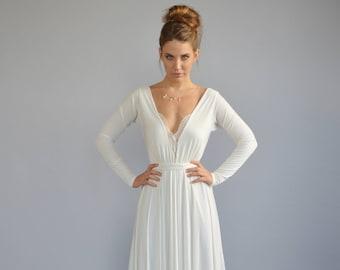 6bb63fd9ec000 Casual wedding dress | Etsy