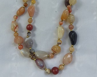 Stone Multi-Color Necklace