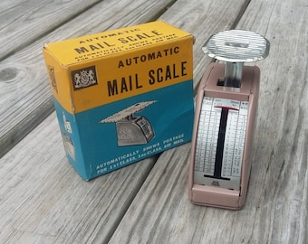 Vintage Automatic Mail Scale