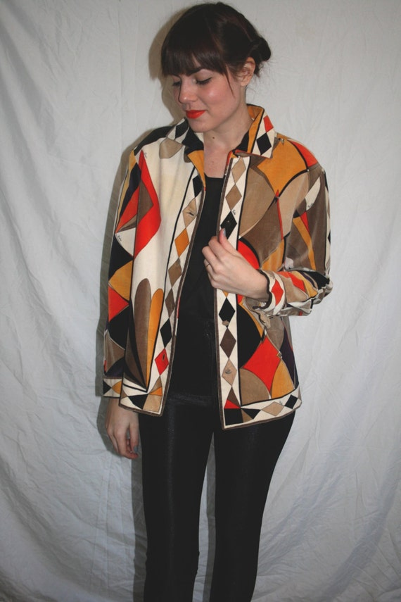 Emilio Pucci Shirt 60s - image 1