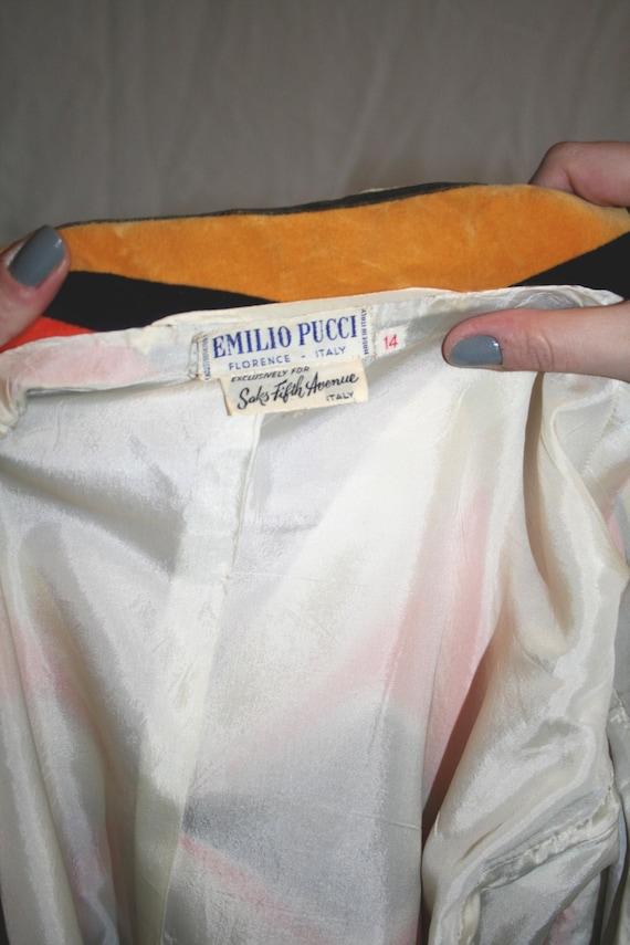 Emilio Pucci Shirt 60s - image 4