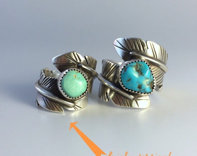 The Dainty Feather Wrap Ring