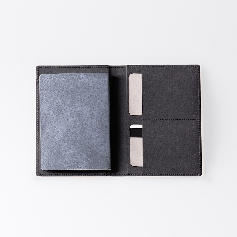 Travel Wallet / Minimalist Washable Paper Passport Sleeve in image 0