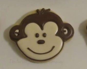 Monkey Cookies 3 dozen