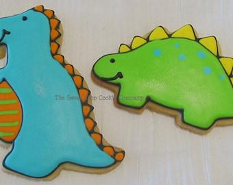 Dinosaur cookies 3 dozen