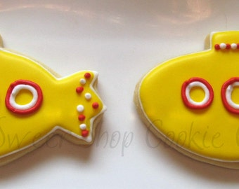 Submarine Cookies 2 dozen