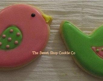 Sweet Bird cookies 3 dozen