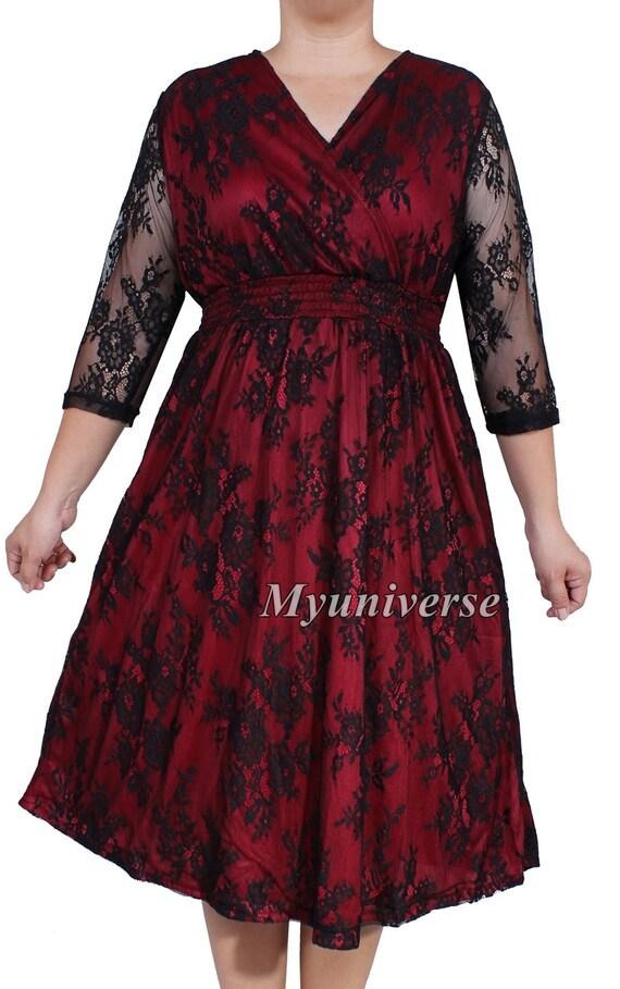 Elegant Plus Size Dresses