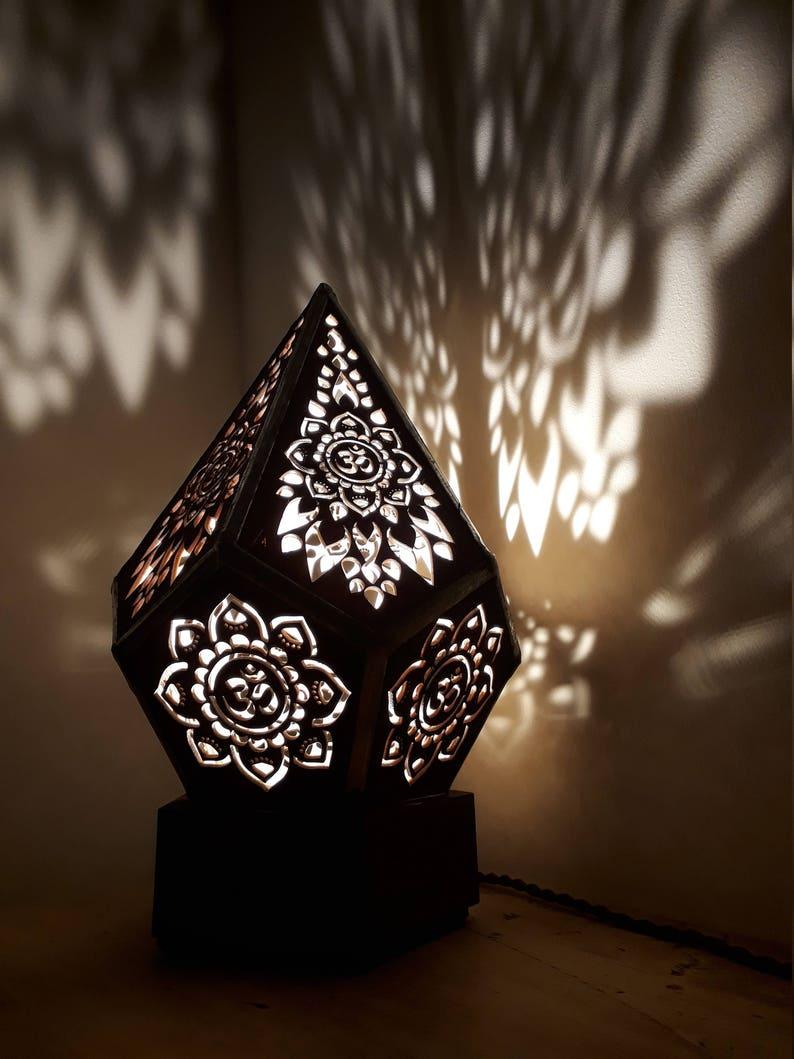 Faible De Lampe Lampe Chevet Eclairage WEIeH29YD