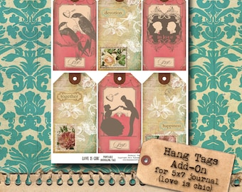 Love Is Chic - Hang Tags