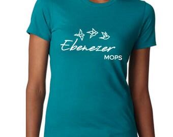 Ebenezer MOPs shirts
