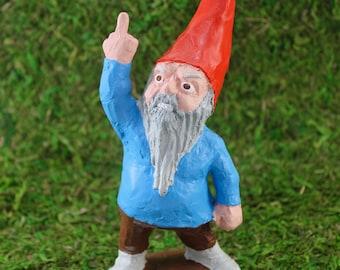 Zombie Gnomes: Terrible Tim