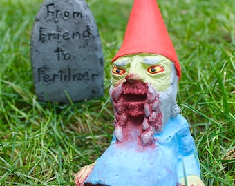 Zombie Gnomes: Friendly Ferdinand