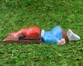 Zombie Gnomes: Kersplatrick VonTrapp