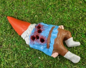 Zombie Gnomes: Et tu, Gnomie? (Also Pencil / Pen Holder)
