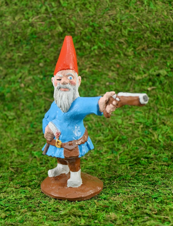 Wyrick Zombie Gnomes