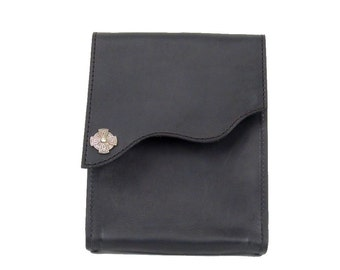 Hip Waist Bag/Purse Leather the Maria P0118