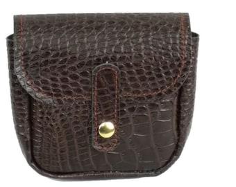 Leather Hip Bag/Purse