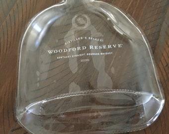 Bourbon Lovers Slumped Kentucky Bourbon Bottle