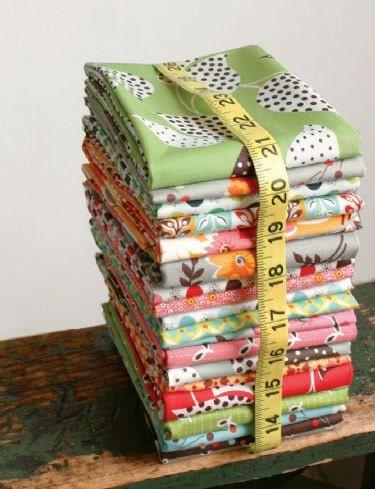 Denyse Denyse Denyse Schmidt marché aux puces fantaisie Legacy Collection complète ensemble 21 carrés Fat Quarter de piquage rétro Vintage Free Spirit couture de tissu 4561cd