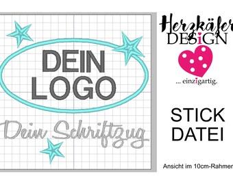 Individuelle Erstellung von Stickdateien - Punch Service - Punching - Digitalisierung Logo, Bilder, Monogramme - Embroidery Digitizing