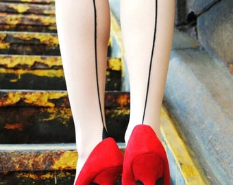 Couture stockings - Size M (10 to 14)