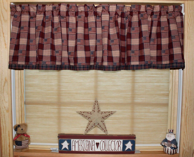 Americana Curtains Window Treatments Part - 15: 🔎zoom