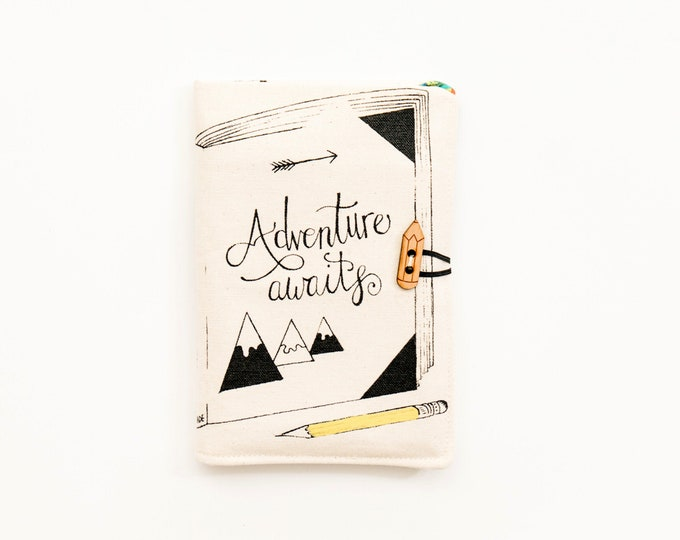 Adventure Awaits Pencil Pouch