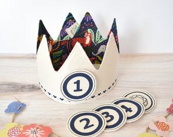 Kids Birthday Crowns