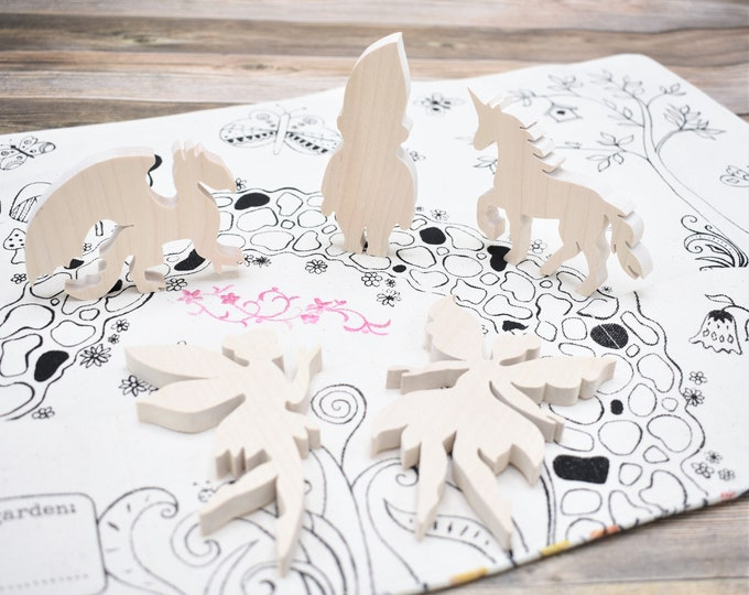 Magic Garden Play Mat