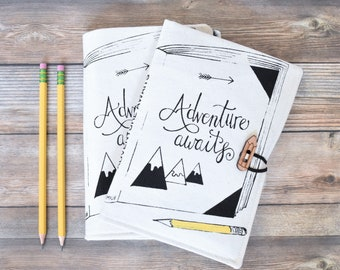 Set of 2 Kids Coloring Cases
