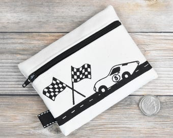 Car Coin Purse