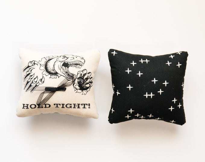 Set Of 2 Ring Bearer Pillows