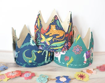 Kids Birthday Crowns