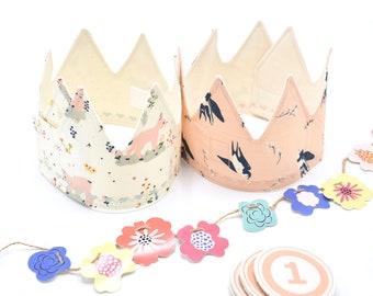 Light Pink Birthday Crown