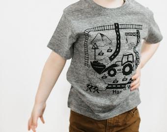 Toddler Construction T-shirt