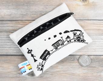 Train Wallet