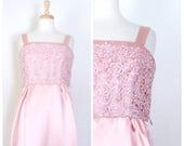 SALE Vintage 80s Dress