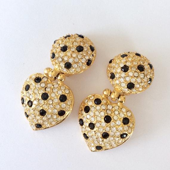 Vintage Joan Rivers Earrings - image 9