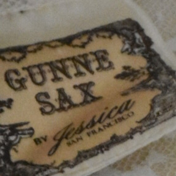Vintage Lace Gunne Sax Dress - image 10