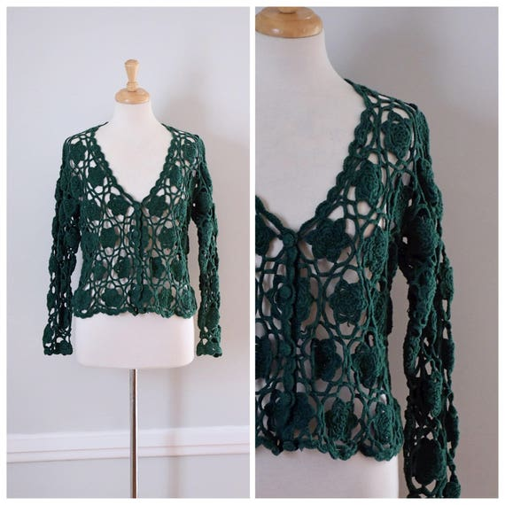 Vintage Lace Sweater