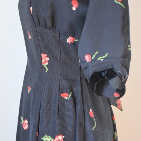 Vintage 40s Dress - image 7