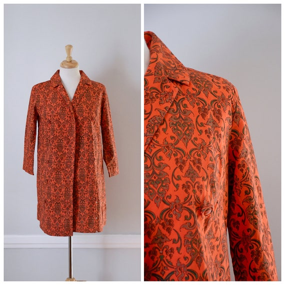 Vintage 60s Coat Dress